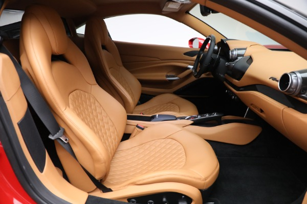 Used 2021 Ferrari F8 Tributo for sale Call for price at Rolls-Royce Motor Cars Greenwich in Greenwich CT 06830 18