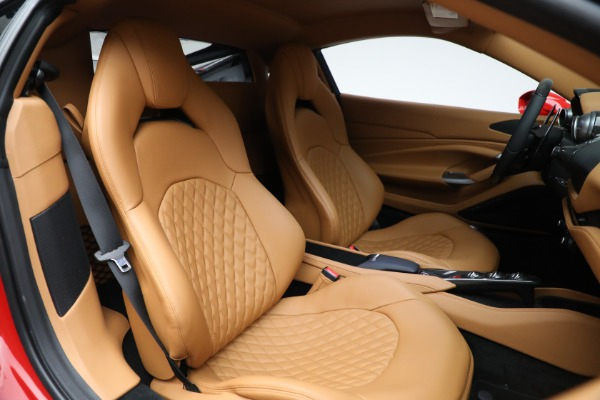 Used 2021 Ferrari F8 Tributo for sale Call for price at Rolls-Royce Motor Cars Greenwich in Greenwich CT 06830 19