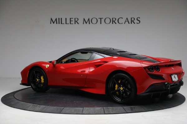 Used 2021 Ferrari F8 Tributo for sale Call for price at Rolls-Royce Motor Cars Greenwich in Greenwich CT 06830 4