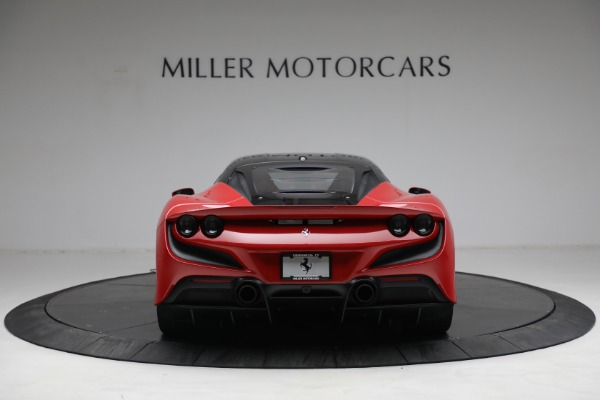 Used 2021 Ferrari F8 Tributo for sale Call for price at Rolls-Royce Motor Cars Greenwich in Greenwich CT 06830 6
