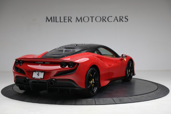 Used 2021 Ferrari F8 Tributo for sale Call for price at Rolls-Royce Motor Cars Greenwich in Greenwich CT 06830 7
