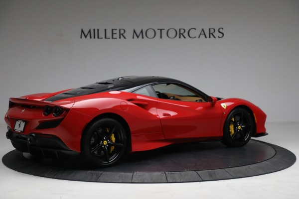 Used 2021 Ferrari F8 Tributo for sale Call for price at Rolls-Royce Motor Cars Greenwich in Greenwich CT 06830 8