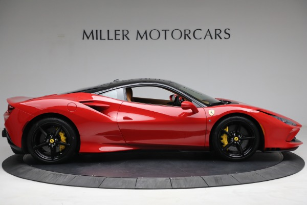 Used 2021 Ferrari F8 Tributo for sale Call for price at Rolls-Royce Motor Cars Greenwich in Greenwich CT 06830 9
