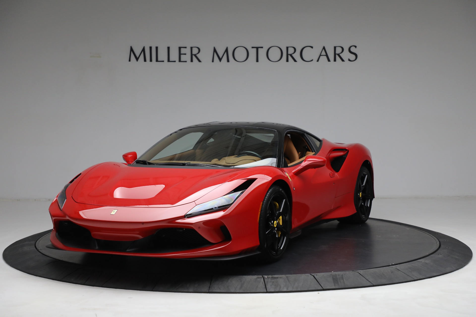 Used 2021 Ferrari F8 Tributo for sale Call for price at Rolls-Royce Motor Cars Greenwich in Greenwich CT 06830 1