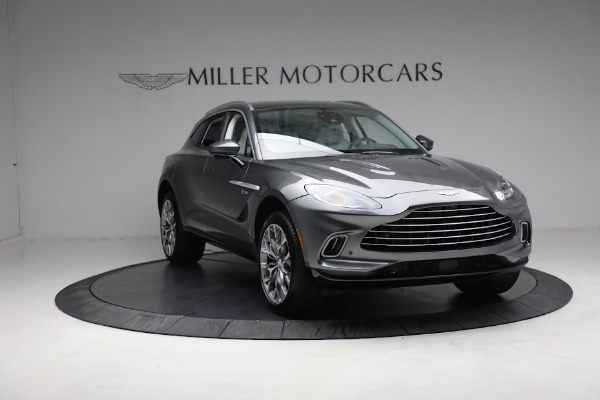 Used 2021 Aston Martin DBX for sale $199,900 at Rolls-Royce Motor Cars Greenwich in Greenwich CT 06830 10