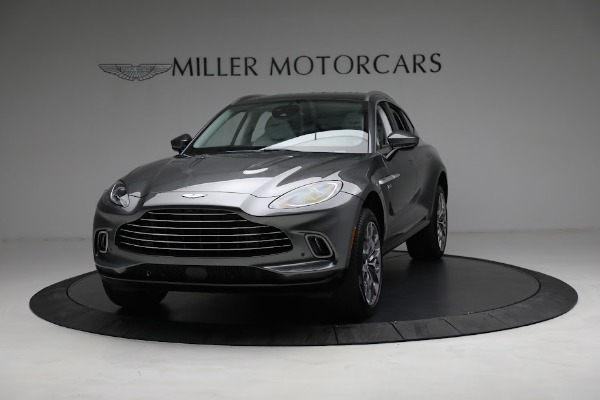 Used 2021 Aston Martin DBX for sale $199,900 at Rolls-Royce Motor Cars Greenwich in Greenwich CT 06830 11
