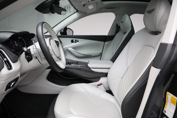 Used 2021 Aston Martin DBX for sale $199,900 at Rolls-Royce Motor Cars Greenwich in Greenwich CT 06830 12
