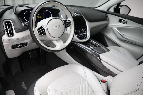 Used 2021 Aston Martin DBX for sale $199,900 at Rolls-Royce Motor Cars Greenwich in Greenwich CT 06830 13