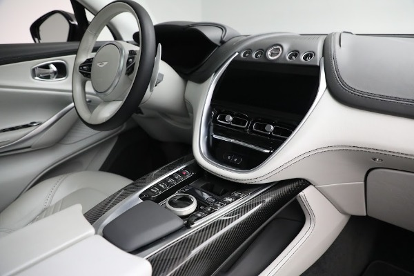 Used 2021 Aston Martin DBX for sale $199,900 at Rolls-Royce Motor Cars Greenwich in Greenwich CT 06830 15