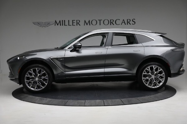 Used 2021 Aston Martin DBX for sale $199,900 at Rolls-Royce Motor Cars Greenwich in Greenwich CT 06830 2