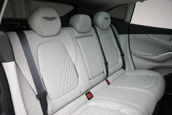 Used 2021 Aston Martin DBX for sale $199,900 at Rolls-Royce Motor Cars Greenwich in Greenwich CT 06830 20