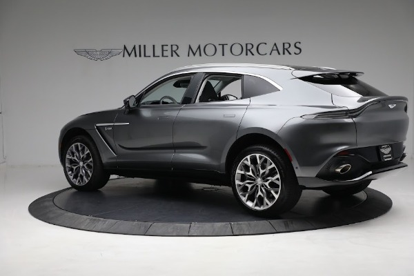 Used 2021 Aston Martin DBX for sale $199,900 at Rolls-Royce Motor Cars Greenwich in Greenwich CT 06830 3