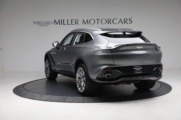 Used 2021 Aston Martin DBX for sale $199,900 at Rolls-Royce Motor Cars Greenwich in Greenwich CT 06830 4