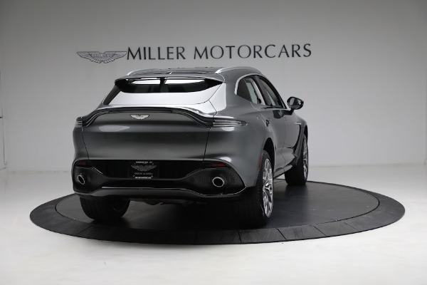 Used 2021 Aston Martin DBX for sale $199,900 at Rolls-Royce Motor Cars Greenwich in Greenwich CT 06830 6