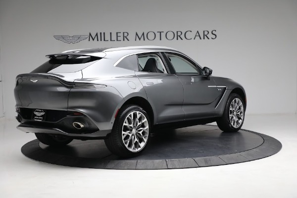 Used 2021 Aston Martin DBX for sale $199,900 at Rolls-Royce Motor Cars Greenwich in Greenwich CT 06830 7