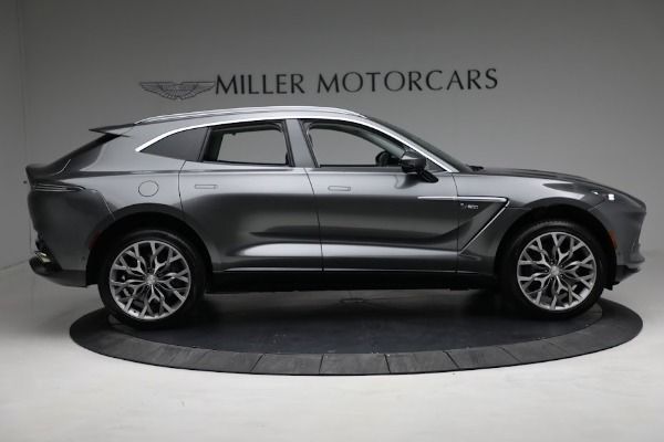 Used 2021 Aston Martin DBX for sale $199,900 at Rolls-Royce Motor Cars Greenwich in Greenwich CT 06830 8