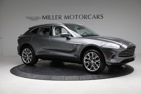 Used 2021 Aston Martin DBX for sale $199,900 at Rolls-Royce Motor Cars Greenwich in Greenwich CT 06830 9