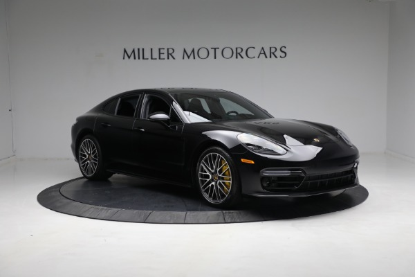 Used 2021 Porsche Panamera Turbo S for sale $204,900 at Rolls-Royce Motor Cars Greenwich in Greenwich CT 06830 10