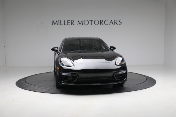 Used 2021 Porsche Panamera Turbo S for sale $204,900 at Rolls-Royce Motor Cars Greenwich in Greenwich CT 06830 11