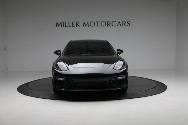 Used 2021 Porsche Panamera Turbo S for sale $204,900 at Rolls-Royce Motor Cars Greenwich in Greenwich CT 06830 12
