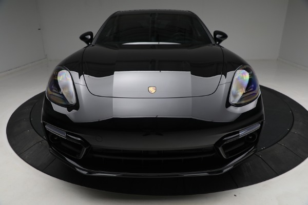 Used 2021 Porsche Panamera Turbo S for sale $204,900 at Rolls-Royce Motor Cars Greenwich in Greenwich CT 06830 13