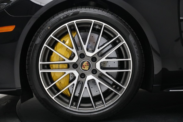 Used 2021 Porsche Panamera Turbo S for sale $204,900 at Rolls-Royce Motor Cars Greenwich in Greenwich CT 06830 15
