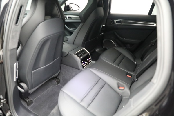 Used 2021 Porsche Panamera Turbo S for sale $204,900 at Rolls-Royce Motor Cars Greenwich in Greenwich CT 06830 20