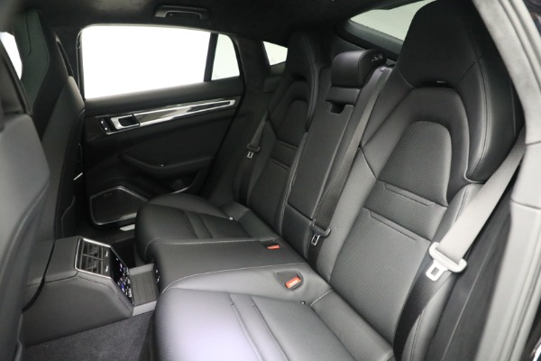 Used 2021 Porsche Panamera Turbo S for sale $204,900 at Rolls-Royce Motor Cars Greenwich in Greenwich CT 06830 22