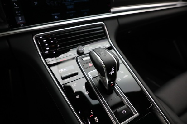 Used 2021 Porsche Panamera Turbo S for sale $204,900 at Rolls-Royce Motor Cars Greenwich in Greenwich CT 06830 24