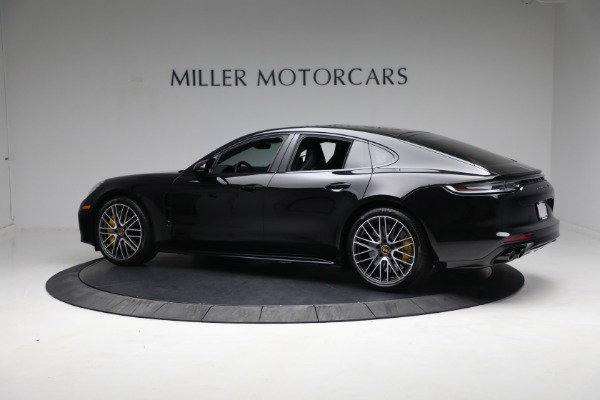 Used 2021 Porsche Panamera Turbo S for sale $204,900 at Rolls-Royce Motor Cars Greenwich in Greenwich CT 06830 3