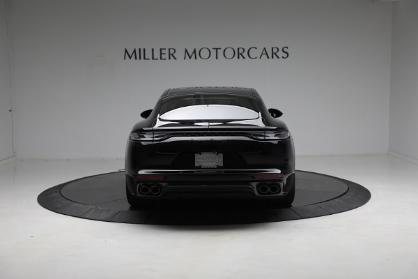 Used 2021 Porsche Panamera Turbo S for sale $204,900 at Rolls-Royce Motor Cars Greenwich in Greenwich CT 06830 5