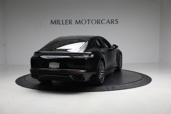 Used 2021 Porsche Panamera Turbo S for sale $204,900 at Rolls-Royce Motor Cars Greenwich in Greenwich CT 06830 6