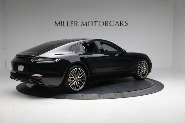Used 2021 Porsche Panamera Turbo S for sale $204,900 at Rolls-Royce Motor Cars Greenwich in Greenwich CT 06830 7