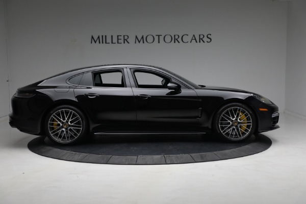 Used 2021 Porsche Panamera Turbo S for sale $204,900 at Rolls-Royce Motor Cars Greenwich in Greenwich CT 06830 8