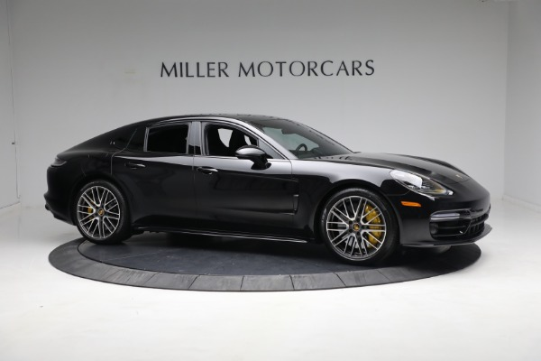 Used 2021 Porsche Panamera Turbo S for sale $204,900 at Rolls-Royce Motor Cars Greenwich in Greenwich CT 06830 9