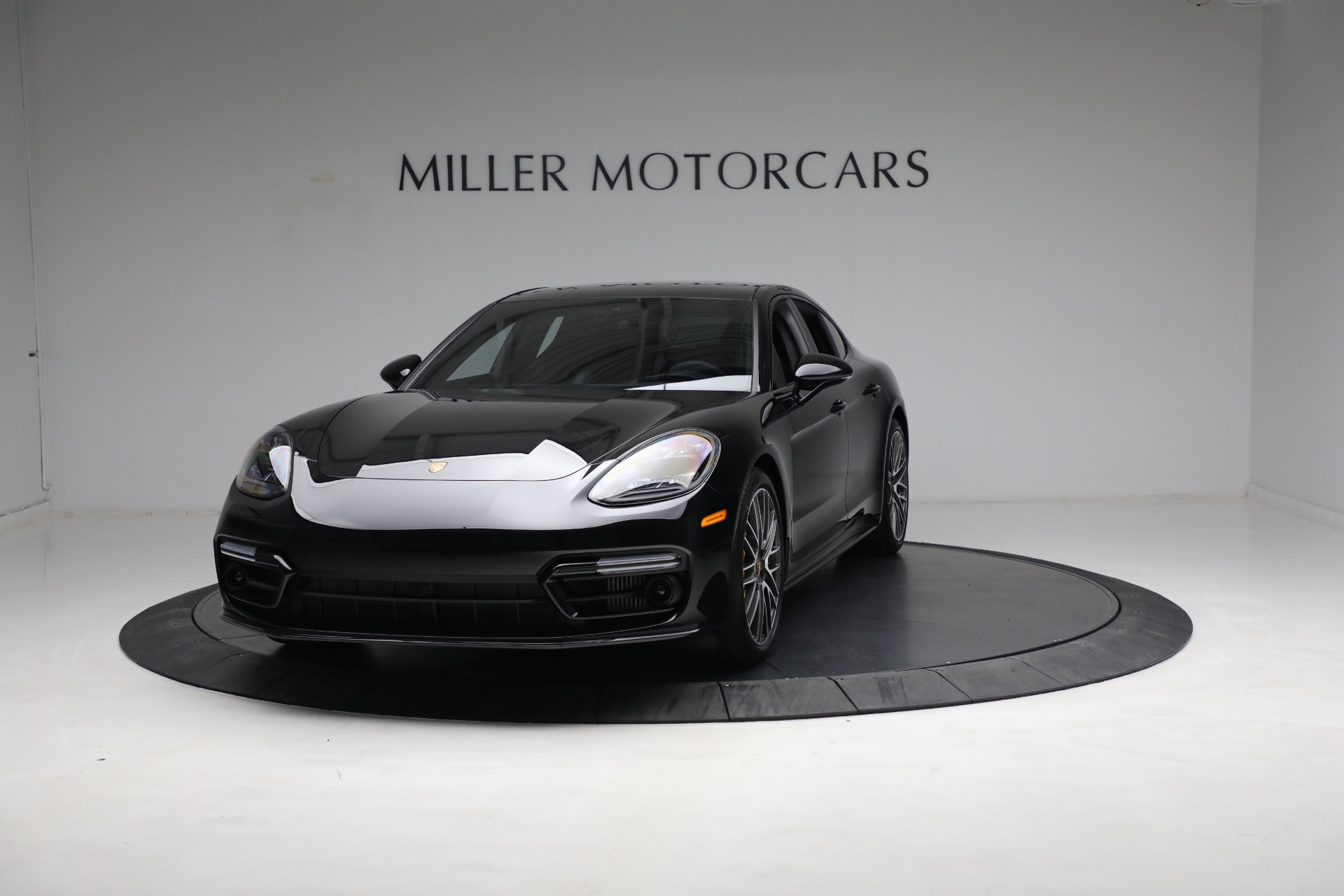 Used 2021 Porsche Panamera Turbo S for sale $204,900 at Rolls-Royce Motor Cars Greenwich in Greenwich CT 06830 1