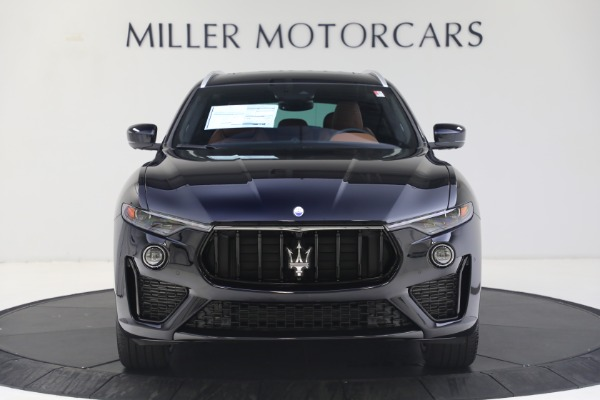 New 2021 Maserati Levante S GranSport for sale $112,799 at Rolls-Royce Motor Cars Greenwich in Greenwich CT 06830 12