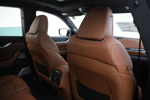 New 2021 Maserati Levante S GranSport for sale $112,799 at Rolls-Royce Motor Cars Greenwich in Greenwich CT 06830 26