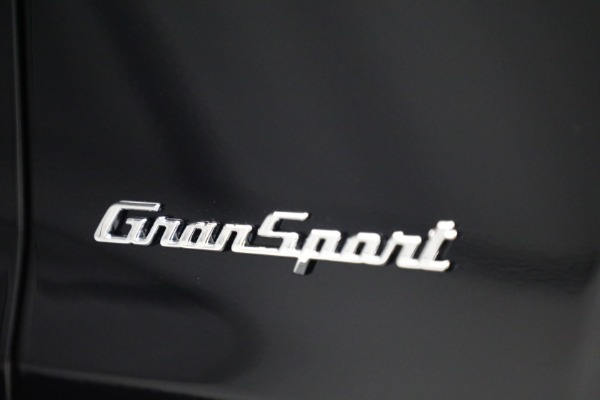 New 2021 Maserati Levante S GranSport for sale $112,799 at Rolls-Royce Motor Cars Greenwich in Greenwich CT 06830 27