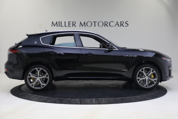 New 2021 Maserati Levante S GranSport for sale $112,799 at Rolls-Royce Motor Cars Greenwich in Greenwich CT 06830 9