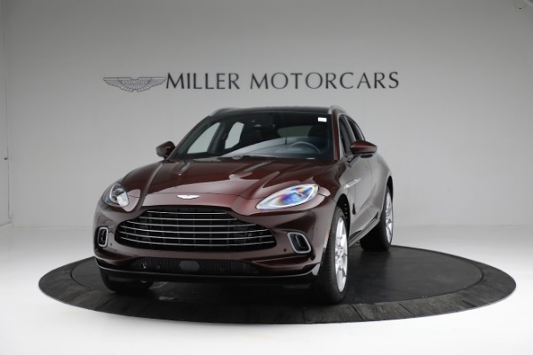 New 2021 Aston Martin DBX for sale $196,386 at Rolls-Royce Motor Cars Greenwich in Greenwich CT 06830 12