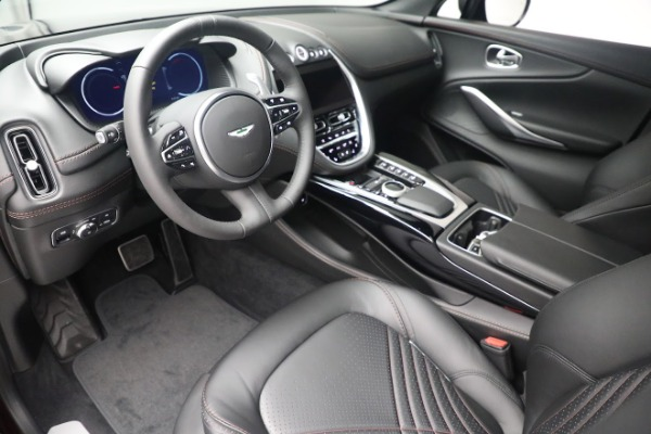 New 2021 Aston Martin DBX for sale $196,386 at Rolls-Royce Motor Cars Greenwich in Greenwich CT 06830 13