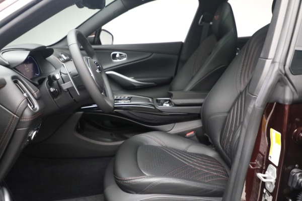 New 2021 Aston Martin DBX for sale $196,386 at Rolls-Royce Motor Cars Greenwich in Greenwich CT 06830 14