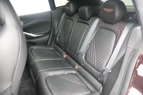 New 2021 Aston Martin DBX for sale $196,386 at Rolls-Royce Motor Cars Greenwich in Greenwich CT 06830 22