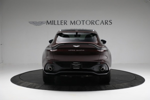 New 2021 Aston Martin DBX for sale $196,386 at Rolls-Royce Motor Cars Greenwich in Greenwich CT 06830 5