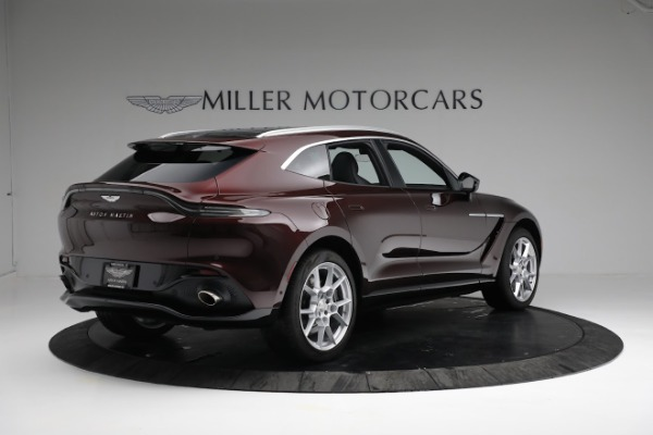 New 2021 Aston Martin DBX for sale $196,386 at Rolls-Royce Motor Cars Greenwich in Greenwich CT 06830 7