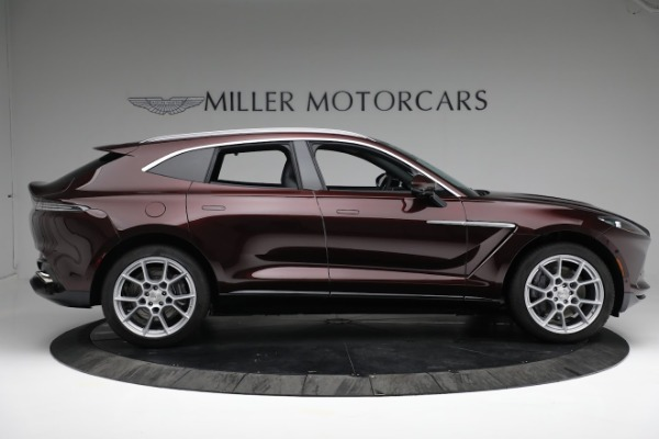 New 2021 Aston Martin DBX for sale $196,386 at Rolls-Royce Motor Cars Greenwich in Greenwich CT 06830 8