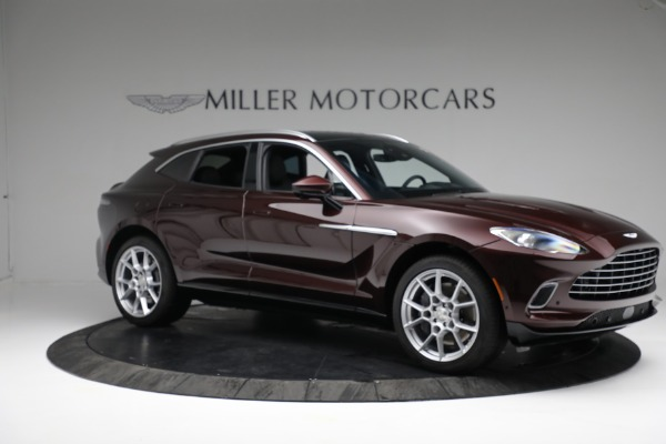 New 2021 Aston Martin DBX for sale $196,386 at Rolls-Royce Motor Cars Greenwich in Greenwich CT 06830 9