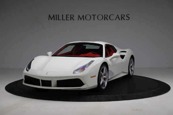 Used 2017 Ferrari 488 Spider for sale Call for price at Rolls-Royce Motor Cars Greenwich in Greenwich CT 06830 13
