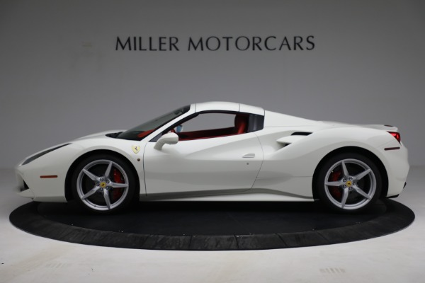 Used 2017 Ferrari 488 Spider for sale Call for price at Rolls-Royce Motor Cars Greenwich in Greenwich CT 06830 15